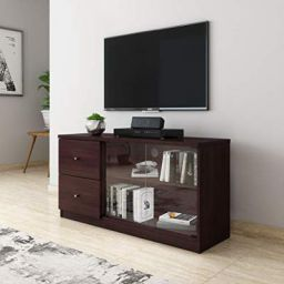 Amazon Brand - Solimo Cygnus Engineered Wood TV Cabinet with Drawers