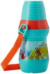 Princeware Gloria Plastic Water Bottle, 400ml, Assorted