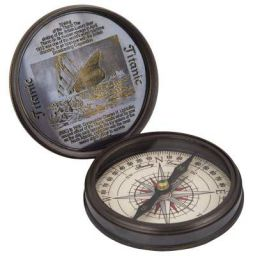 tucasa Vinatge Compass in Working Condition