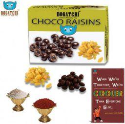 Bogatchi Bhai Dooj Gifts, 100g