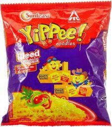 Sunfeast Yippee Mood Masala Noodles Single Pack, 65g