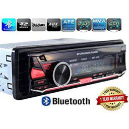 Sound Boss XBT-3252 Detachable Wireless Bluetooth Car Media Player