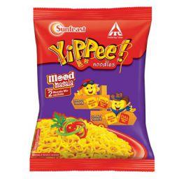Sunfeast Yippee Mood Masala Noodles Single Pack, 70g