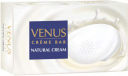 Venus Natural Cream Bar, 75g