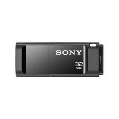 Sony USM32X/B3 X Series 32GB USB 3.1 Pen Drive (Black)