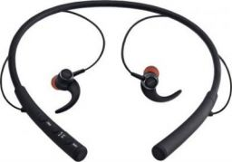 iBall Earwear-Base Bluetooth Headset with Mic  (Black, In the Ear)