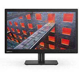 Lenovo V 19.5 inch (49.53 cm) LCD with LED Backlit lit Computer Monitor