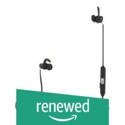 (Renewed) Altec Lansing MZW100 Bluetooth Headphones (Black)