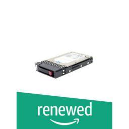 (Renewed) 508010-001 HP 2-TB 6G 7.2K 3.5 DP SAS HDD