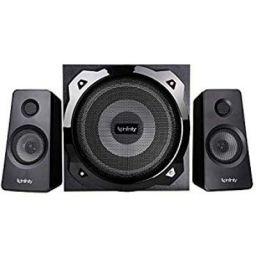 Infinity (JBL) Hardrock 210 Deep Bass 2.1 Channel Multimedia Speaker