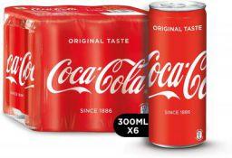 Coca-Cola 300 ml x 6