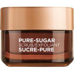L'Oreal Paris Skin Care Pure Sugar Scrub Nourish & Soften, 1.7 Ounce
