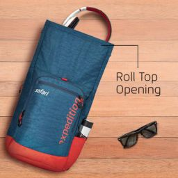 Safari 37.8 Ltrs Teal Casual Backpack (Expedition 19 HY Tea)
