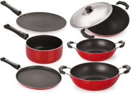 Cookware Sets at minimum 50% off