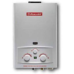 Racold DGI CF LP LPG 5-Litre Gas Water Heater (White)