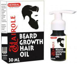 Hairole Beard Growth  Hair Oil