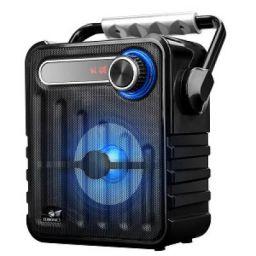 Zebronics Zeb-Buddy Portable BT Speaker with mSD, USB, AUX, FM, LED Display