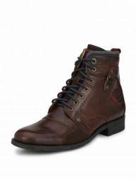 Alberto Torresi Men Brown Boot