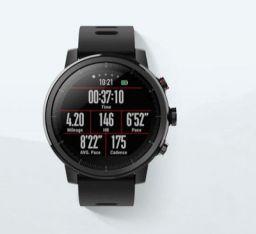 Huami Amazfit Stratos Black Smartwatch