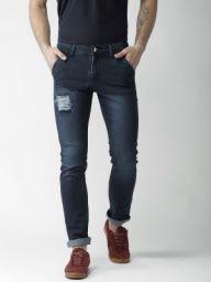Min. 70% off on Men's Jeans
