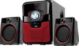TECNIA Swag 2.1 Channel Bluetooth Speaker System 2.1 Home Cinema