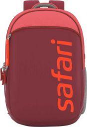 Safari SPREEUSB 19 CASUAL BACKPACK WINE 29 L Medium Laptop Backpack
