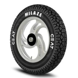 Ceat Milaze 3.50-10 51J Tube-Type Scooter Tyre,Front or Rear (Home Delivery): Amazon.in: Car & Motorbike