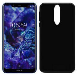 Karimobz Back Cover case for Nokia 5.1 Plus