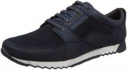 BATA Men Archer Blue Formal Shoes - 9 UK/India (43 EU)(8239003): Buy Online at Low Prices in India - Amazon.in