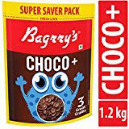 Bagrry's Choco Plus, 1.2kg Pouch