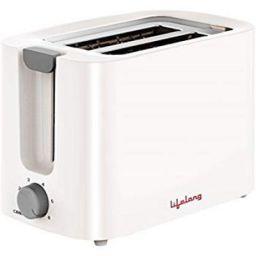 Lifelong LLPT09 2-Slice Pop-Up Toaster (White)