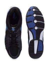 Puma Men's Stocker IDP Black-Snorkel Blue Silver Sneakers-4 UK/India (37 EU) (4056207676469): Buy Online at Low Pric
