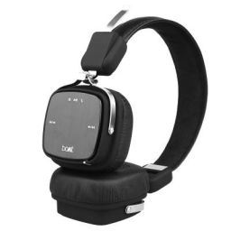 boAt Unisex Black Rockerz 600 Wired & Wireless Bluetooth Headphones With Mic