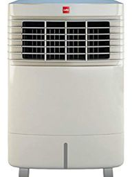 Buy Cello Trendy+ 22 Ltrs Personal Air Cooler (White) - with Remote Control