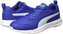 Puma Men Sodalite Blue-Cerulean Sandals-9 UK/India (43 EU)