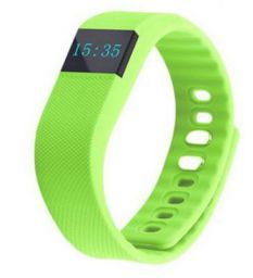 PremiumAV TW64 Bluetooth Smart Watch (Green)
