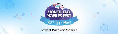 Month End Mobiles Fest 4h0d Store Online -| Flipkart.com