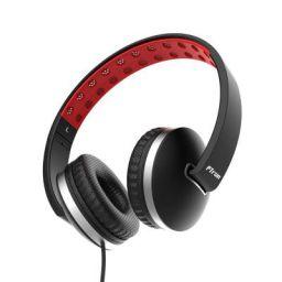 PTron Rebel Headphone Stereo Wired Earphone On-Ear: Amazon.in: Electronics