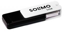 Amazon Brand - Solimo BlitzTransfer 32GB USB 2.0 Pendrive