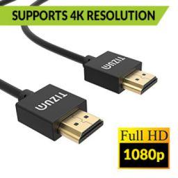 Amazon.in: Buy TIZUM Slim 1.8M HDMI Cable