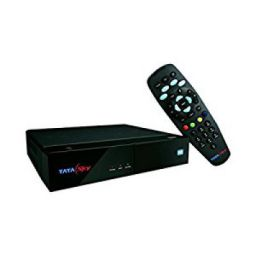 TATASKY HD Set Top Box with Free 1 Month Hindi Lite Pack