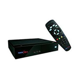 TATASKY HD Set Top Box with Free 1 Month Hindi Lite Pack
