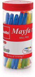 Cello Mayfair Ball Point Pen Set - Pack of 25 (Blue)