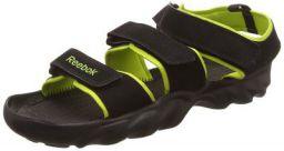 Reebok Mens Ultra Chrome Black/Green Water Shoes-8 UK/India (42 EU)(9 US) (AR3821-BLACK/GREEN-8)