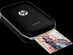HP Sprocket Portable Photo Printer (Black)