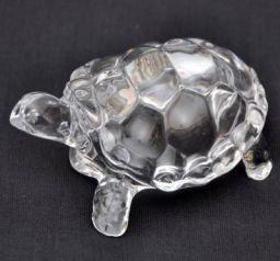 Kraftivity Crystal Tortoise for success Decorative Showpiece