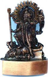 mquare Kaali Idol/Kali Statue/Murti 100% Best Quality Idol Decorative Showpiece