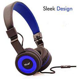 PTron Mamba Headphone Stereo Wired Earphone On-Ear: Amazon.in: Electronics