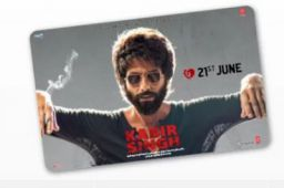 BookMyShow | KABIR SINGH MOVIE VOUCHER