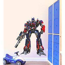 Decals Design Transformers Autobots Optimus Prime Wall Sticker